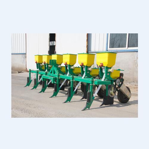 Farm machine corn planter corn seeder