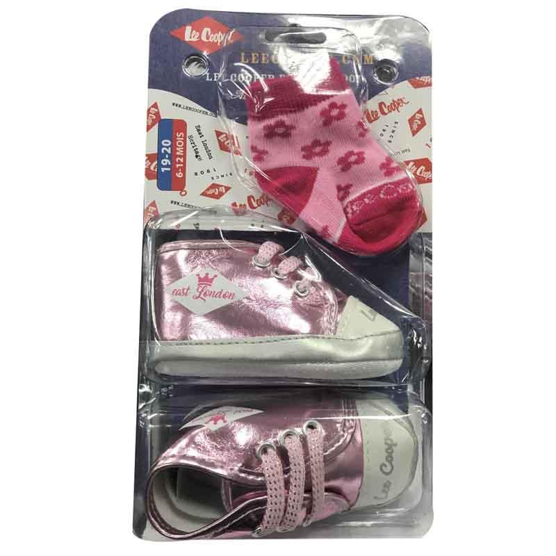 Großhändler kleidung socken lizenz Lee Cooper baby - Socken
