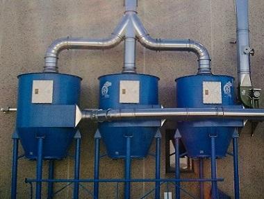 Filtri a carboni attivi per solventi, COV e SOV - Filtro depuratore per Composti Organici Volatili, solventi ed odori