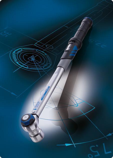 Clés dynamométriques TSN SLIPPER - Modèle : 759 et Version 5-125 N·m / Réglage fixe