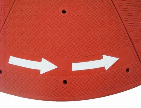 Mini-giratoire 3 M - Ralentisseurs