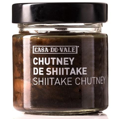 Chutney de Shiitake -