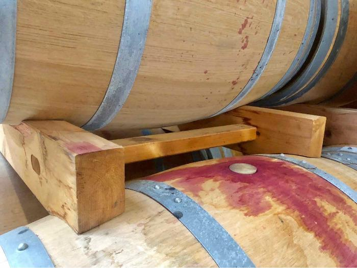 Suportes de barril ( latas ) - Madeira eco França