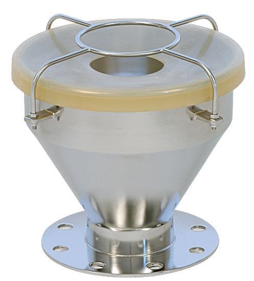 Abfülltrichter für Feststoffe - null
