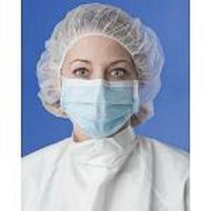 bouchon bouffant jetable, casquette jetable d'infirmière