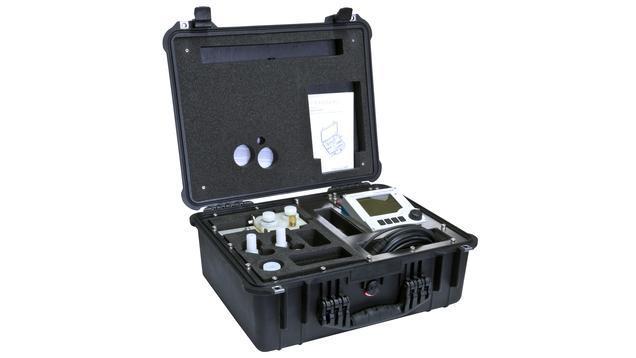 analyse liquides produits - mesure conductivite etalonnage conducal cly421