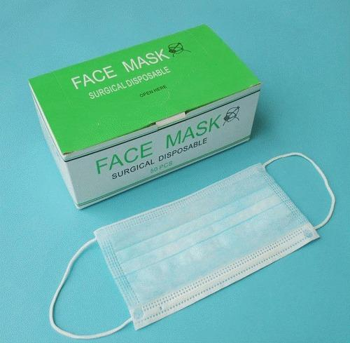 Mascarilla desechable - Mascarilla desechable