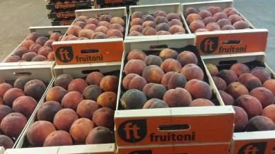 Peach - Peach is a good source of vitamins and dietary fiber.