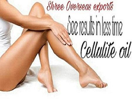 Organic Anti Cellulite Oil - USDA Organic