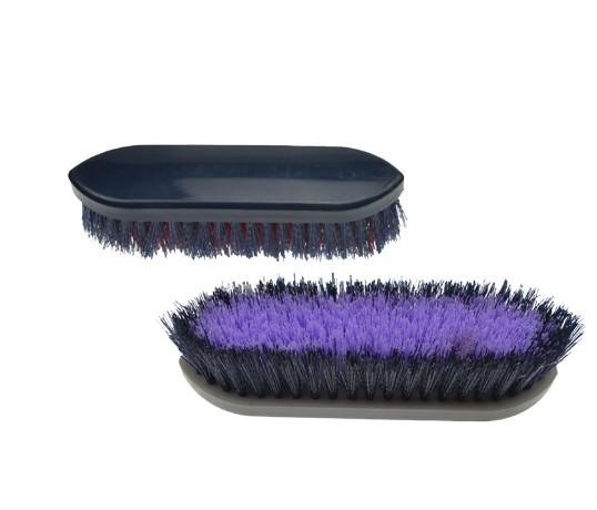 Daily soft grip body brush for horse/cattle - horse body brush/horse hair brush/horse grooming brush