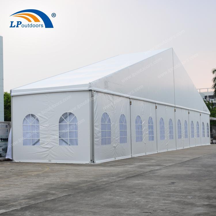 China fabrica personalizat 30 m în aer liber cort de petrece - Cort de petrecere de 30m de la LP OUTDOORS