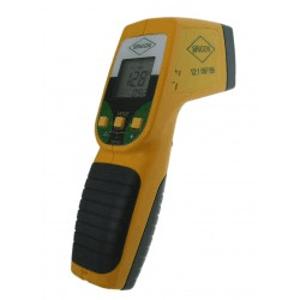 Thermomètre infrarouge à visée laser - Chauffage, climatisation et conditionnement d'air.