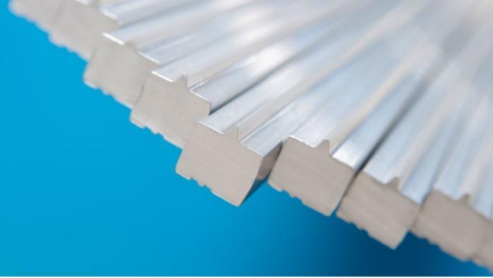 Profilés en petites dimensions en alu - Petits profilés pleins et creux - Diamètre circonscrit: Ø 5 - 30 mm