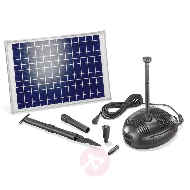 Pump system Roma solar powered - Pond Pumps