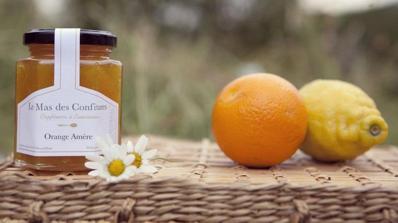 Confiture Orange amère 935g - Épicerie sucrée