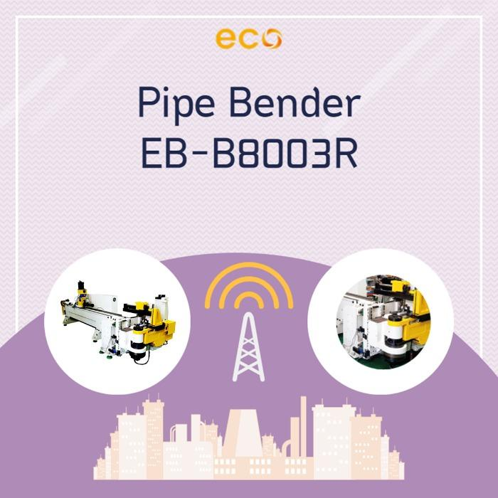 Pipe Bender EB-B8003R -