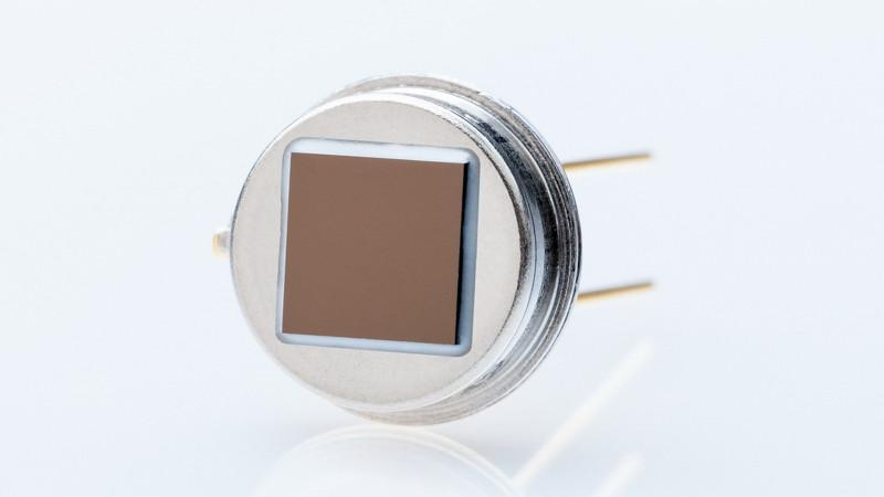 One channel thermopile detector for gas analysis, TO39 - Highly sensitive thermopile detector for NDIR gas analysis of CO, CO2 or CH4