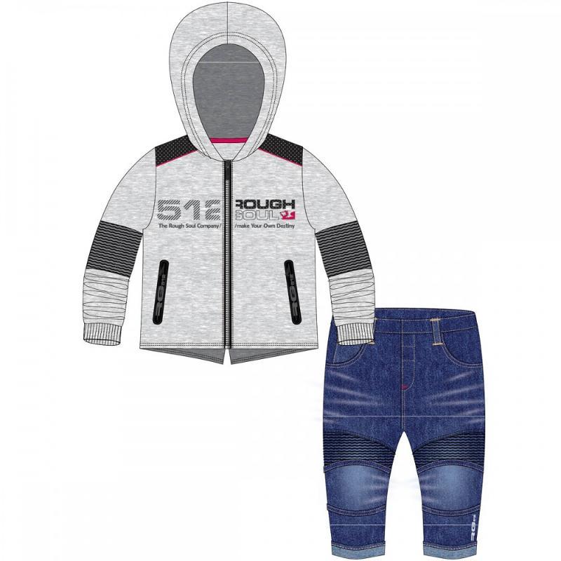 8x Ensembles 2 pieces RG512 du 6 au 24 mois - Vêtement hiver