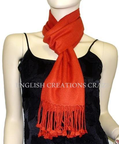 Cashmere Solid Color Scarves - Cashmere Solid Color Scarves