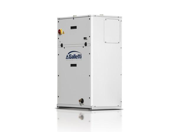 MCW - pompe di calore acqua-acqua - MCW 5 - 40 kW
