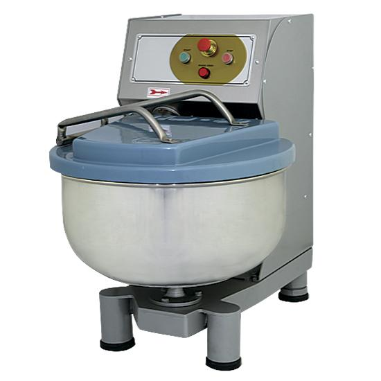 Pizzeria - forked mixer, 40 kg, 2 speeds - USED