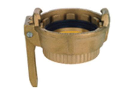 Tank couplings - Type MK, TW crown ring with female thread, clamping ring and