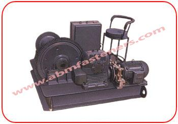 Winch Machine - Electrical - Power Operated Winch Machine - Electrical