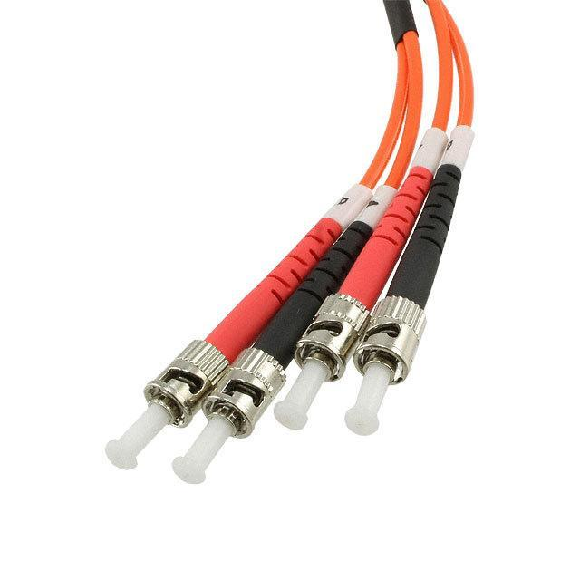 CABLE FIBER OPTIC DUPLEX 3' - Tripp Lite N302-003