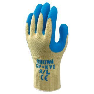 gants résistants aux coupure GP-KV1 ARAMID GRIP showa