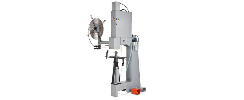 Machines - Hinge fastening (rolls) - null