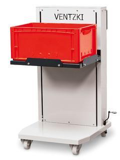 Hebegeräte HM 990 – für Behälter bis 200 kg - null