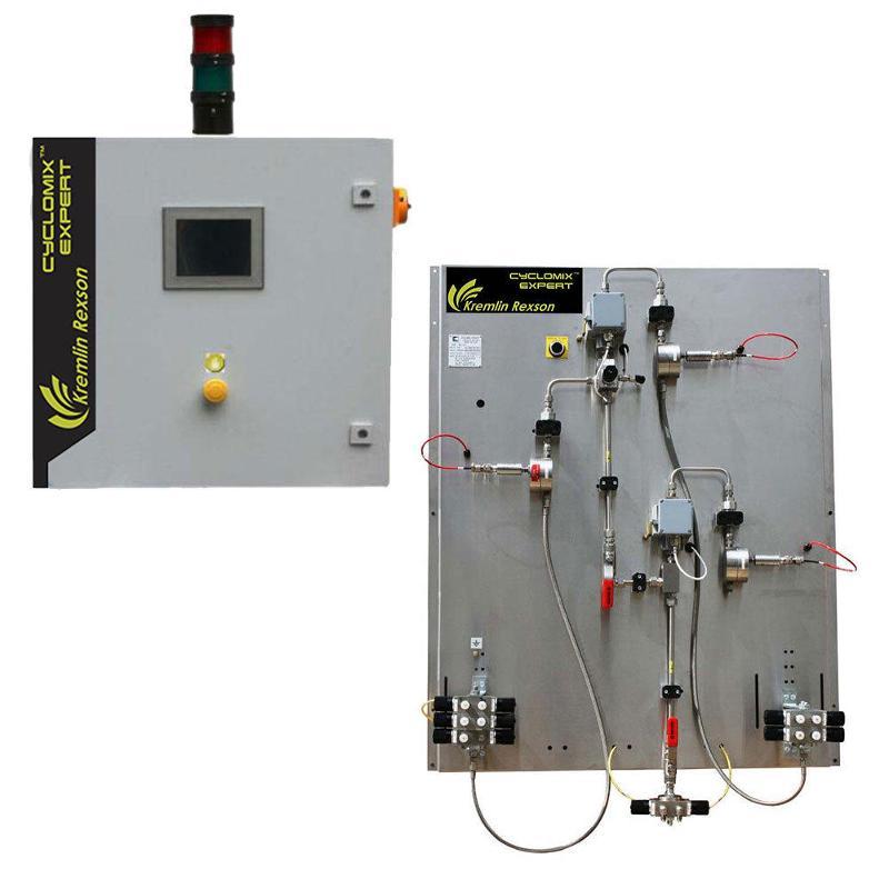 Electronic Mixing & dosing system - Cyclomix® Expert Airspray 2K/3K
