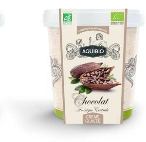 Crème glacée BIO Chocolat - Glace biologique