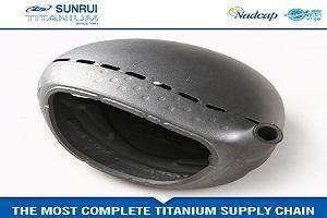 Fundición de titanio - JZ57-3