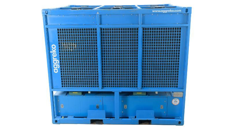 Groupe Froid 400 Kw (modèle Monde) - Chauffage Et Refroidissement