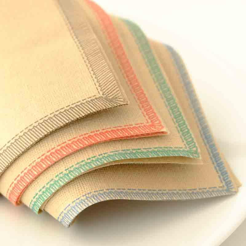 Servilleta 40X40 Air Laid GoGreen Drap