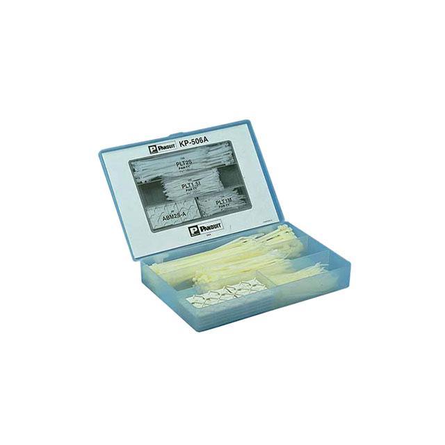 BOX CABLE TIE PLASTIC NAT - Panduit Corp KP-506A