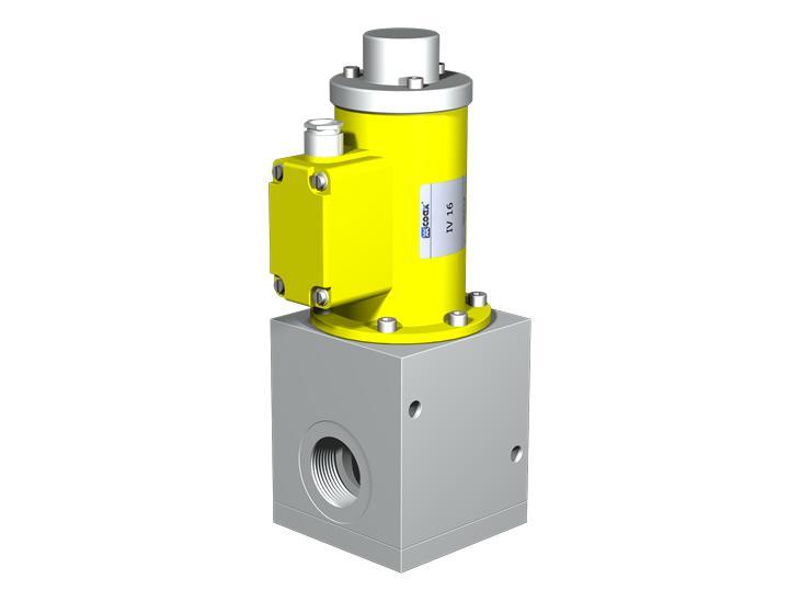Co-ax Special Valves - V2 | LVP | PCB | PLB | IV valves