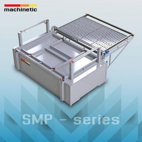 Вакуумное термоформование оборудование SMP серия - вакуумная формовка, термоформование, вакуумное формование