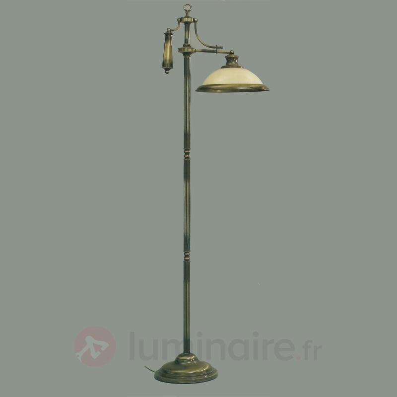 Lampe à poser rustique VALENTINA - Lampadaires rustiques