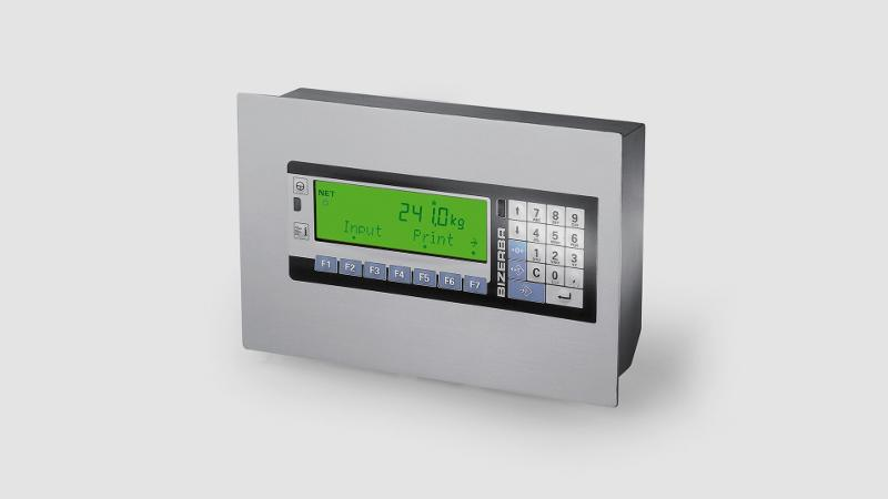 Standard weighing terminal ST-Ex - industrial scales