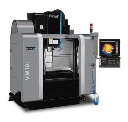 3-Achs-BAZ Hochleistung  VM 10i - 3-Achs-Bearbeitungszentrum für eine hohe Zerspanleistung