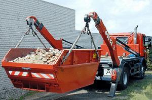 Вывоз строительного мусора - с любой площадки Москвы и ближнего Подмосковья