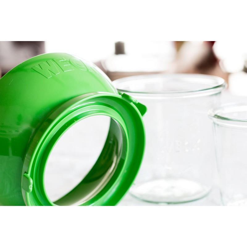 L'Entonnoir de remplissage Weck, pour remplir les bocaux Weck sans coulure en to - Accessoires WECK®