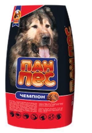 Корм для собак ПАН ПЕС ЧЕМПИОН - Качественный корм для Вашего любимца (Буча).