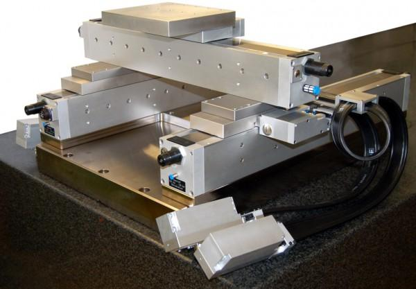 Handling Module LDH - Motorized precision slides with integrated linear motor