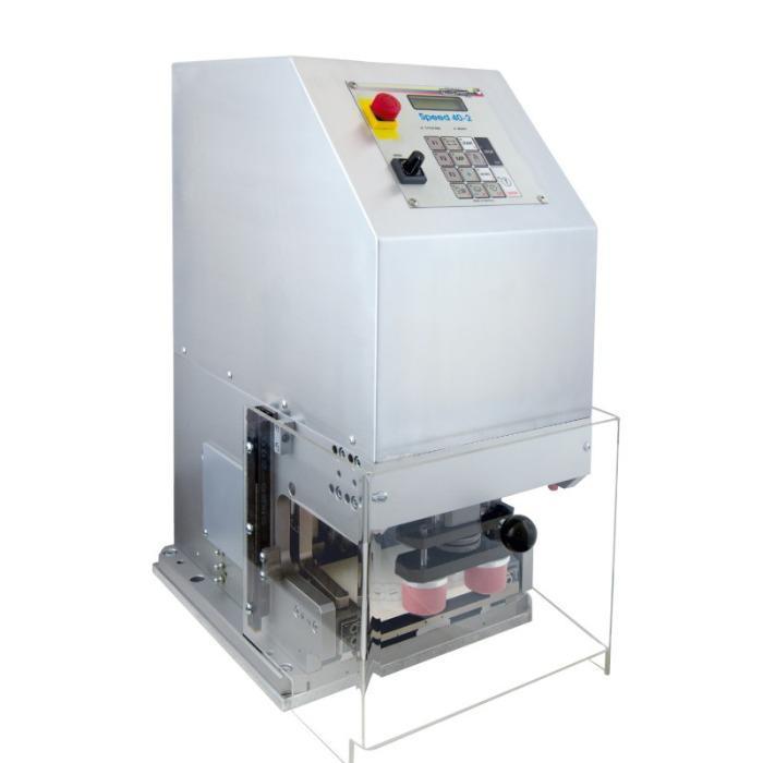 SPEED Tampondruckmaschinenserie - Schnellste getaktete Tampondruckmaschine.