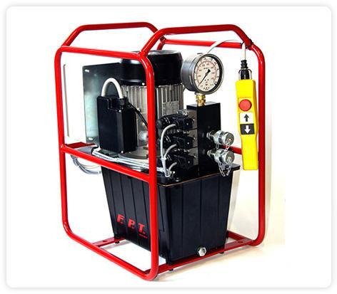 Pompes électriques 700 bar - FPH