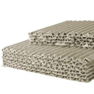 Corrugated cardboard sheets -