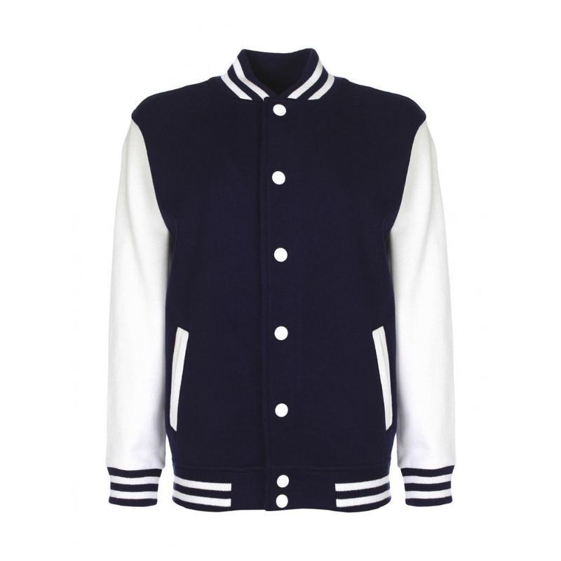 Veste Varsity Junior - Sans capuche